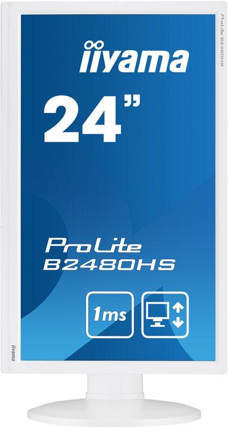 Iiyama ProLite B2480HS-W2 - Full HD Monitor