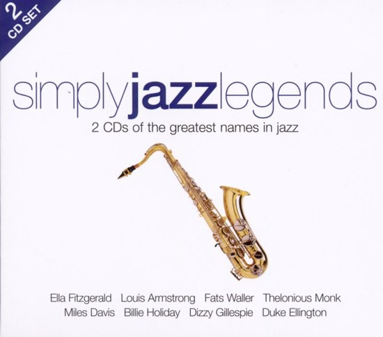 Simply Jazz Legends