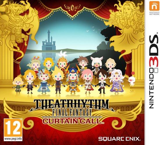 Theatrhythm Final Fantasy: Curtain Call kopen