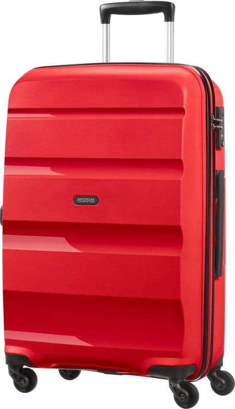 American Tourister Bon Air Spinner Spinner Reiskoffer (Medium) - 57,5 liter - Magma Red