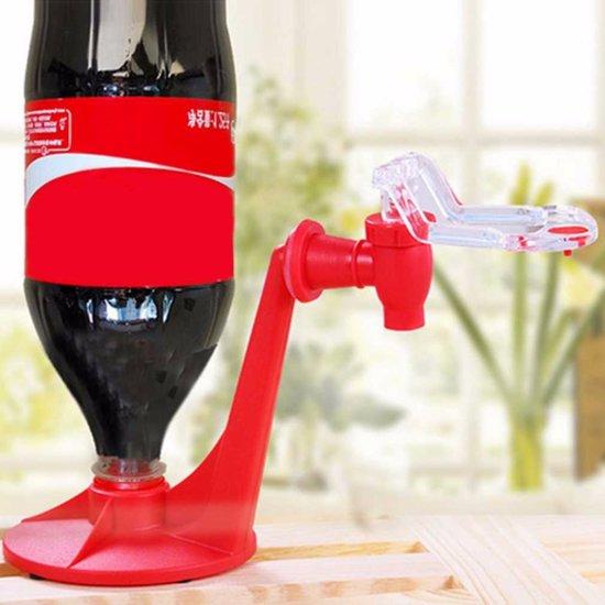 Handige Cola dispenser Gadget   Frisdrank dispenser