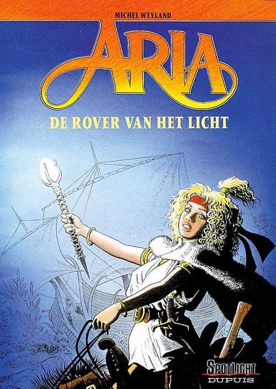 Aria 14. de rover van het licht
