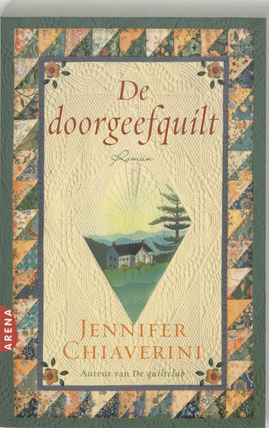 De Bruidsquilt Jennifer Chiaverini.Bol Com De Doorgeefquilt Jennifer Chiaverini 9789069747729 Boeken