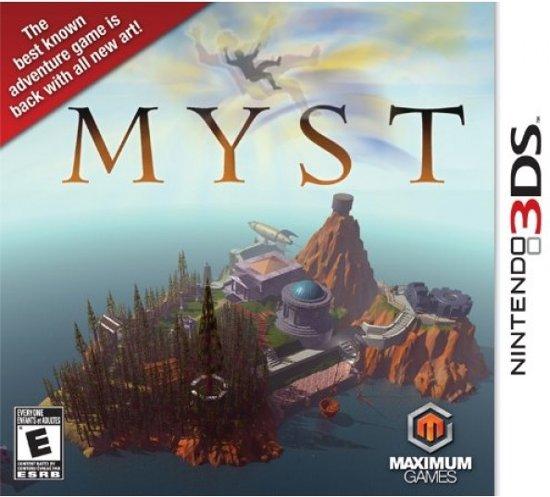 Myst + 3DS Accessoire Pakket Blauw - 2DS + 3DS kopen