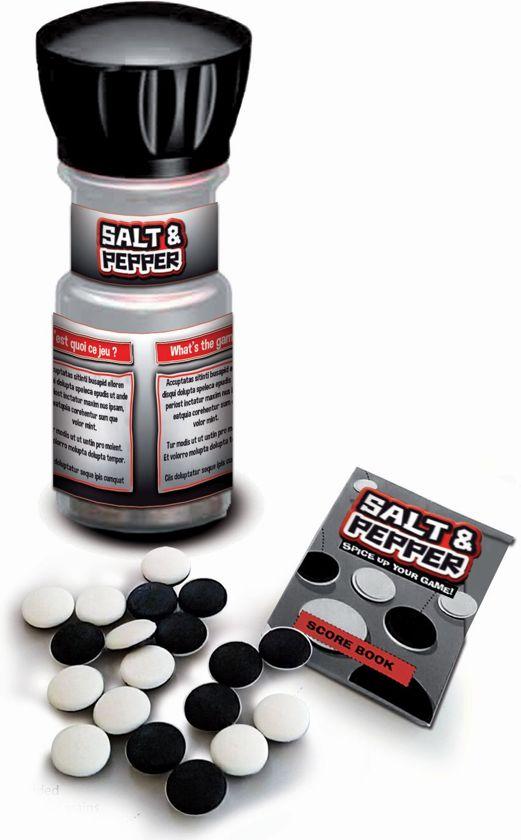 Thumbnail van een extra afbeelding van het spel Spice it up Salt en Pepper