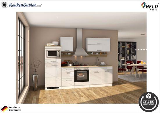 Keuken Wandkast 8 : Bol held rechte keuken pienza compleet incl apparatuur
