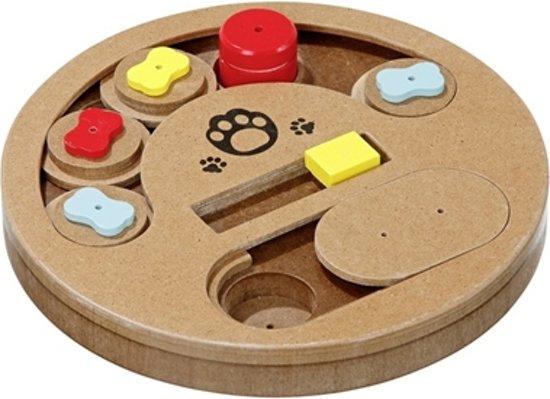 Karlie puppy speelgoed brain train boney