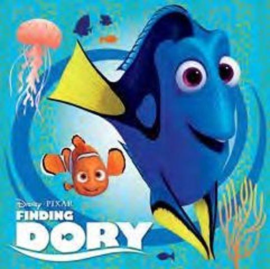 Disney Kussen Finding Dory: 40 X 40 Cm