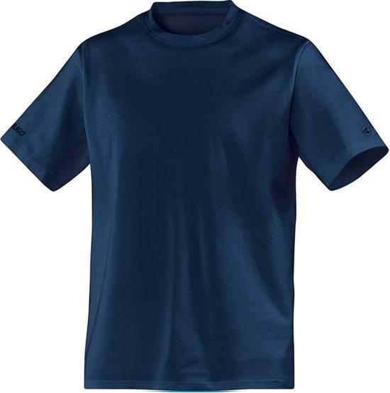 Jako - T-Shirt Classic - marine - Maat XXL