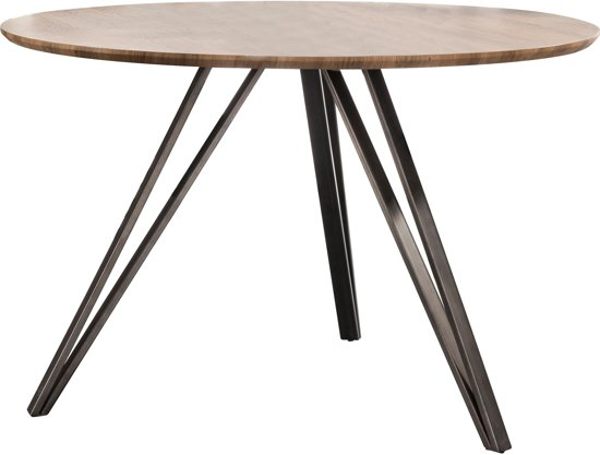 MOOS Kilian Eettafel Ø 120 cm