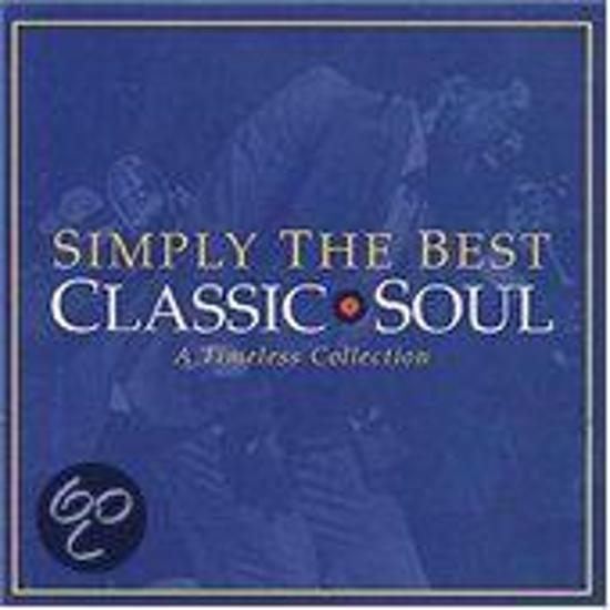 Simply The Best Classic Soul