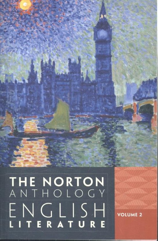 The Norton Anthology of English Literature 9e V 2