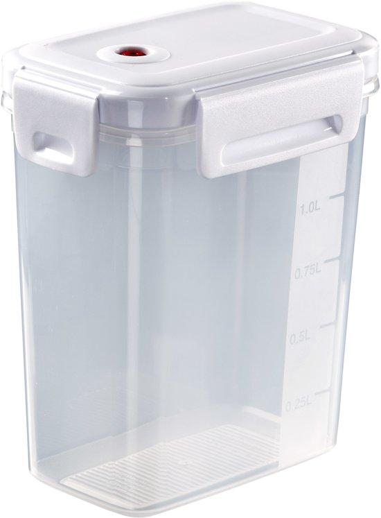 CURVER Optima no BOXX 8L Transparente//Zwart