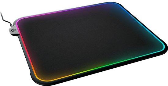 SteelSeries Qck Prism - Hard Gaming Muismat - Medium