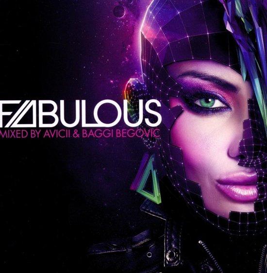 CD cover van Fabulous - Mixed By Avicii & Baggi Begovic van Avicii