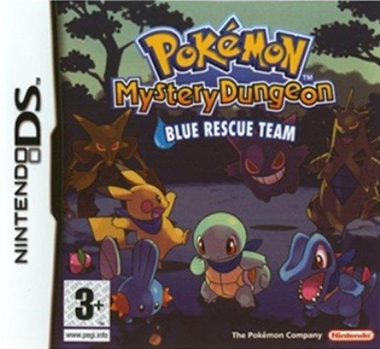 Pokemon Mystery Dungeon: Blue Rescue Team kopen