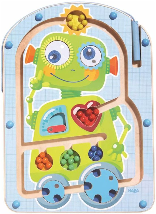 Haba - Magneetspel - Robot Ron