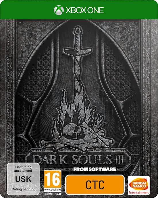 Dark Souls 3: Apocalypse Edition - Xbox One