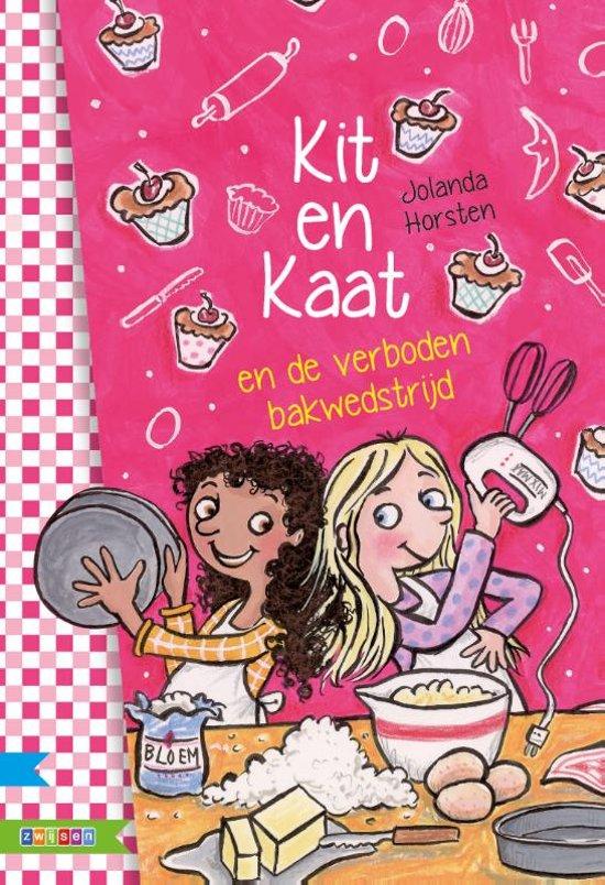 Kit en Kaat en de verboden bakwedstrijd