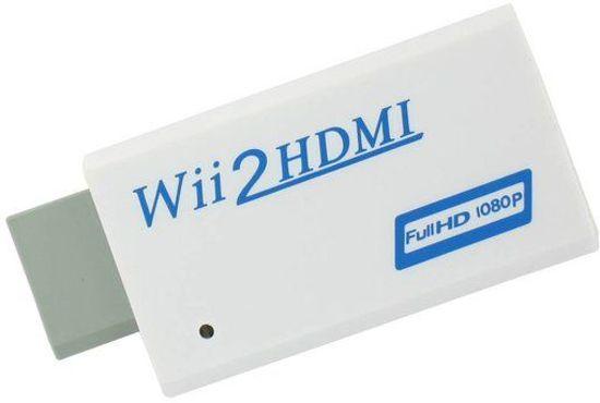 Brauch Wii naar HDMI omvormer