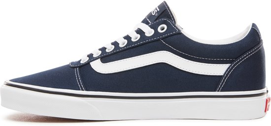 Vans Heren Maat canvas 42 Sneakers Blues Dress Ward 5 white r1POwrqv