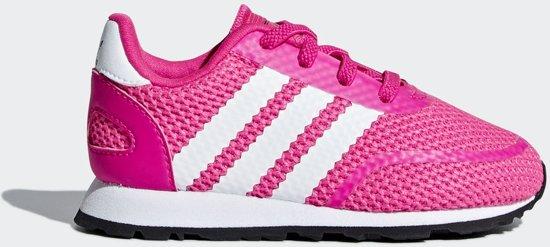 adidas N 5923 EL I Sneakers Kinderen Shock PinkFtwr WhiteCore Black
