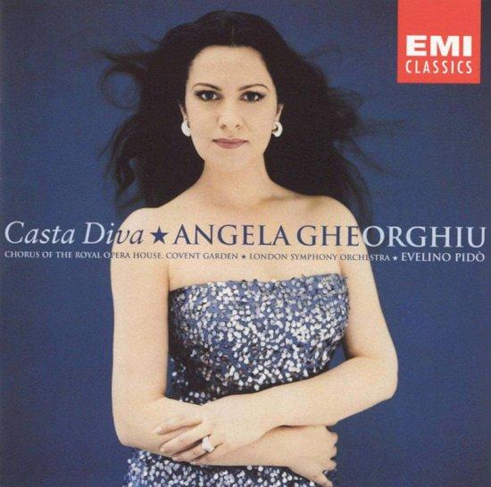 Casta Diva / Angela Gheorghiu, Evelino Pido, London Symphony Orchestra