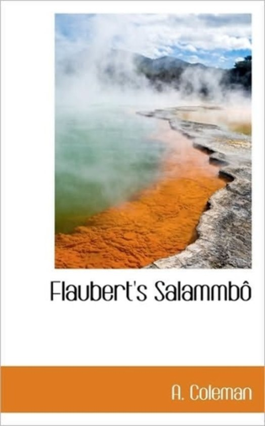 Flaubert's Salammb