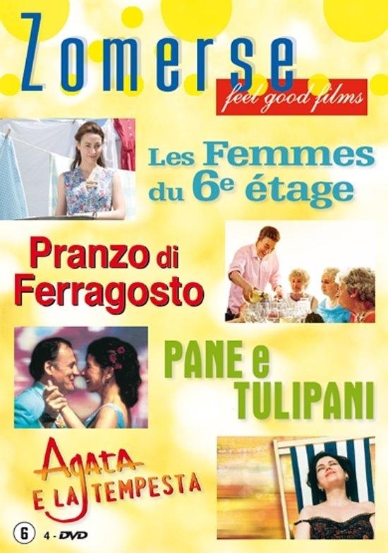 Zomerse Feel Good Films