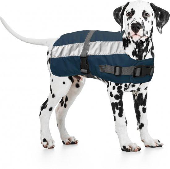 Flectalon Hondenjas Reflecterend - 65 cm - Blauw