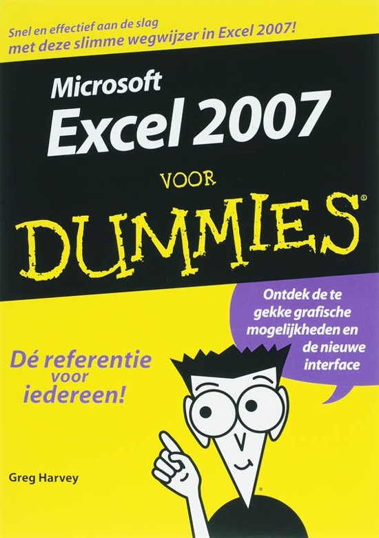 excel 2007 for dummies pdf