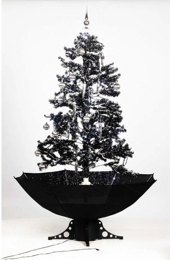 Bol Com Vidaxl Decoratief Object Sneeuwende Kerstboom Met Muziek