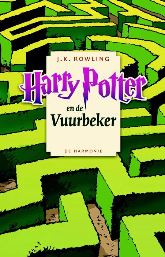 Afbeelding van Harry Potter 4 - Harry Potter en de vuurbeker