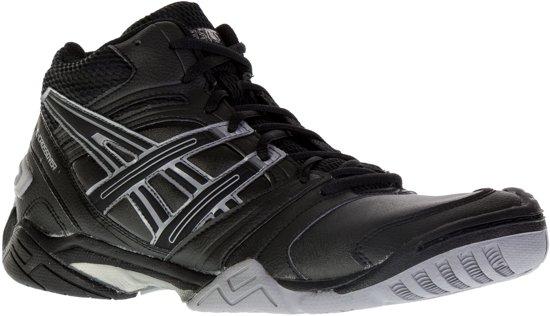 Asics Gel-Crossover 4 Sportschoenen - Maat 40.5 - Vrouwen - zwart/grijs
