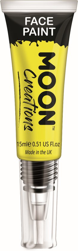 Moon Creations Face & Body Paints Yellow