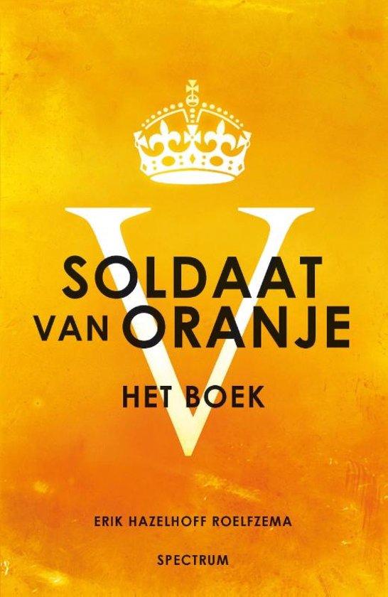 Boek cover Soldaat van Oranje van Erik Hazelhoff Roelfzema (Paperback)
