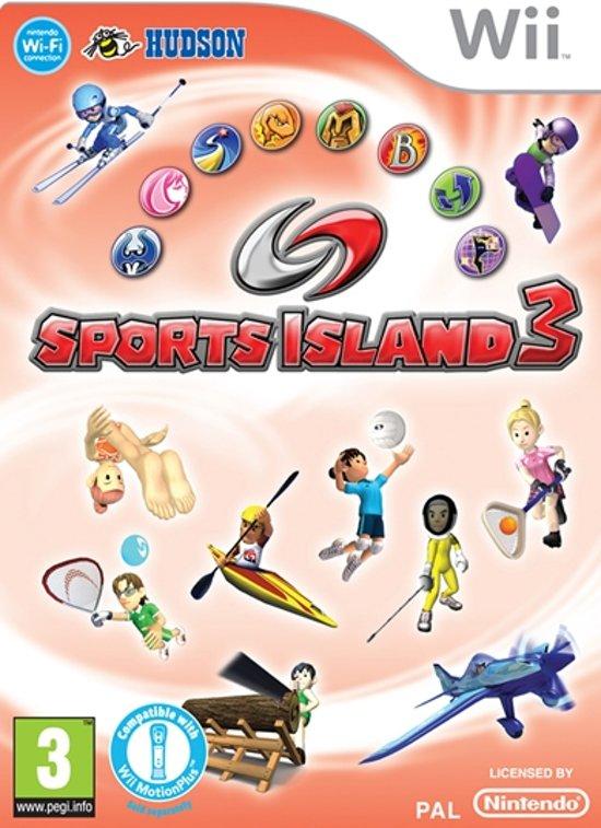 Sports Island 3 kopen