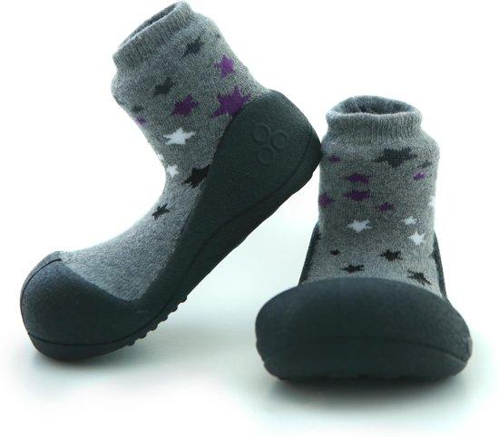 Maat 21 Kinderschoenen.Bol Com Attipas Twinkle Zwart Kinderschoenen Maat 21 5