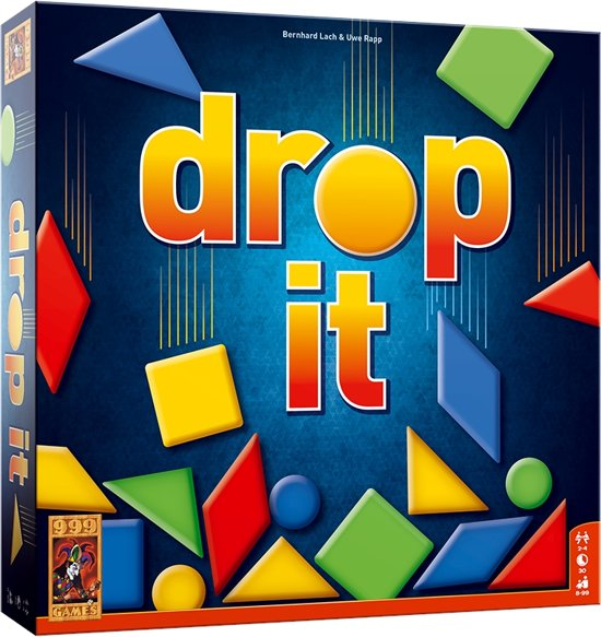 Drop it Bordspel