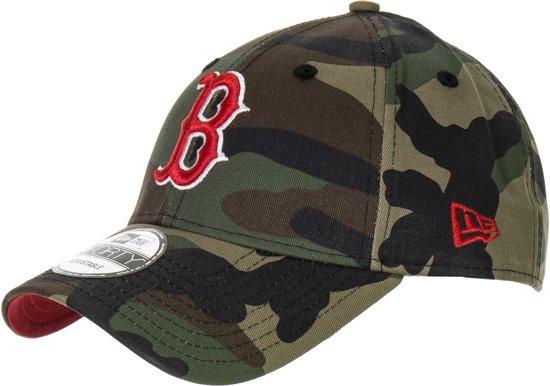 0a24e0be7e1 New Era 9forty Camo Team Boston Red Sox Cap - Unisex - groen