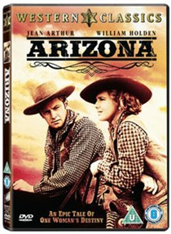 Cover van de film 'Arizona'