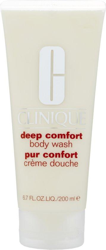 Clinique Deep Comfort - 200 ml - Douchegel