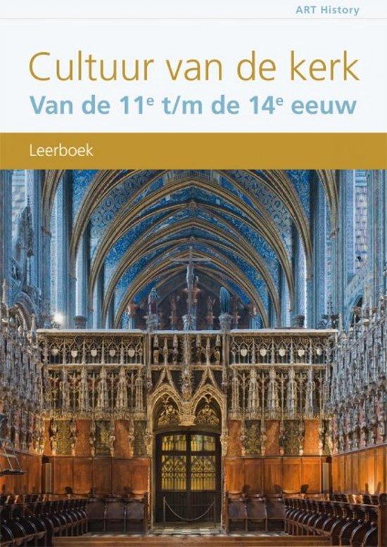 ART-History, 1 Cultuur van de Kerk, leerboek (2015)