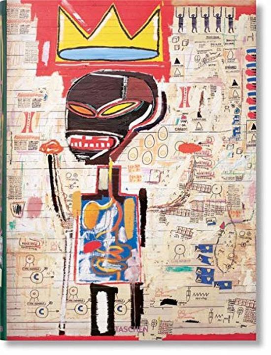 Boek cover Jean-Michel Basquiat van Eleanor Nairne (Hardcover)