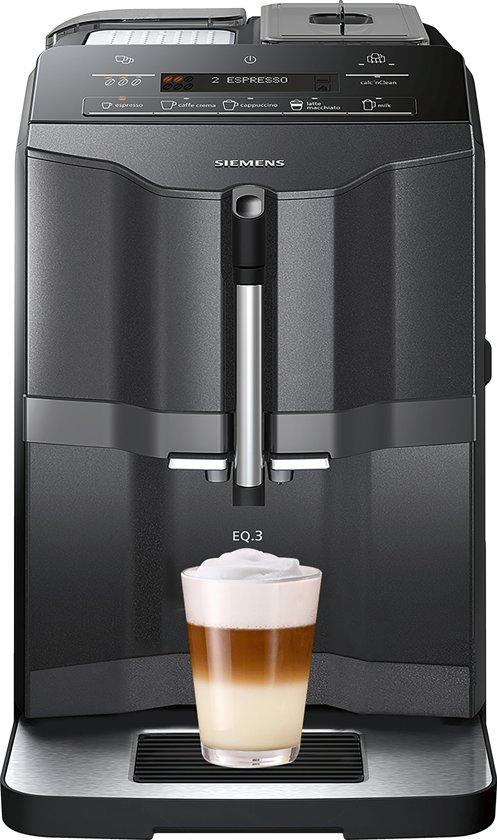 Siemens TI313219RW EQ.3 series 300 Volautomatische Espressomachine
