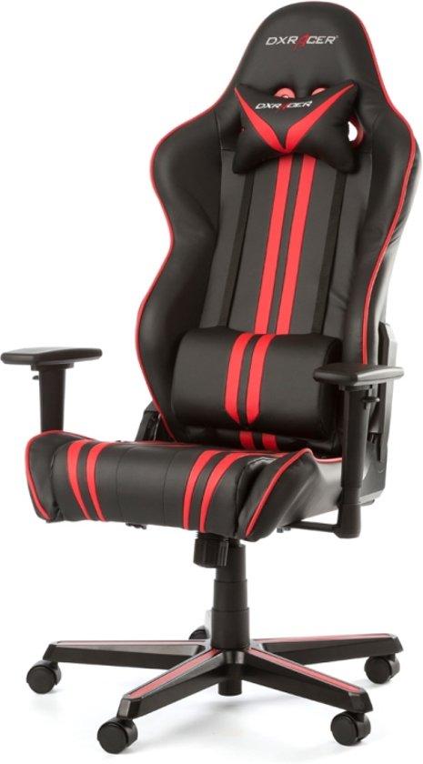 DXRacer Racing R9 - Gamestoel - Zwart / Rood