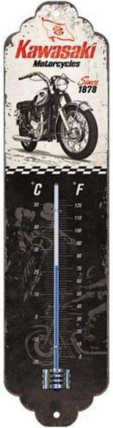 Thermometer -  Kawasaki motorcycles