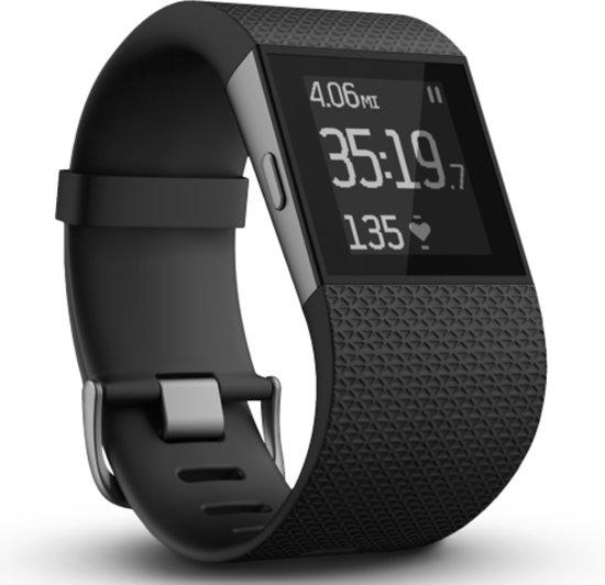 Fitbit Surge Smartwatch - Zwart - Large