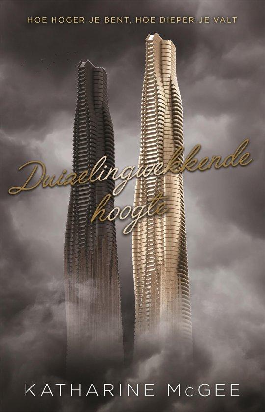 Boek cover Duizend hoog 2 - Duizelingwekkende hoogte van Katharine McGee (Onbekend)