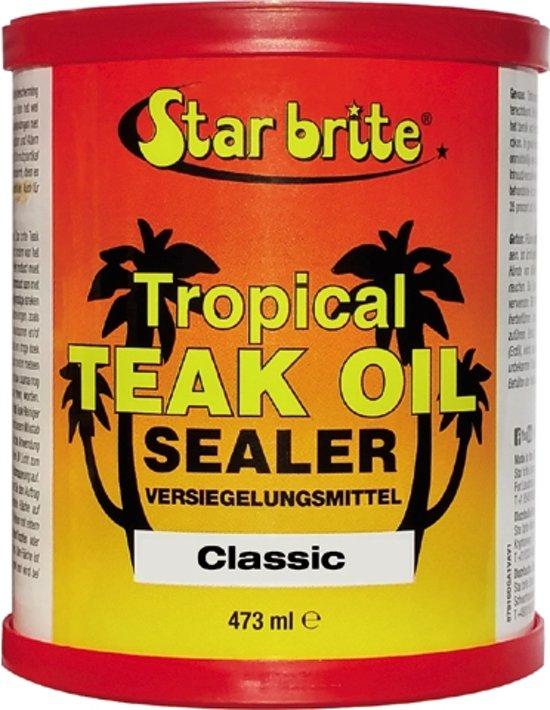 Star Brite Teak Oil Sealer classic 473